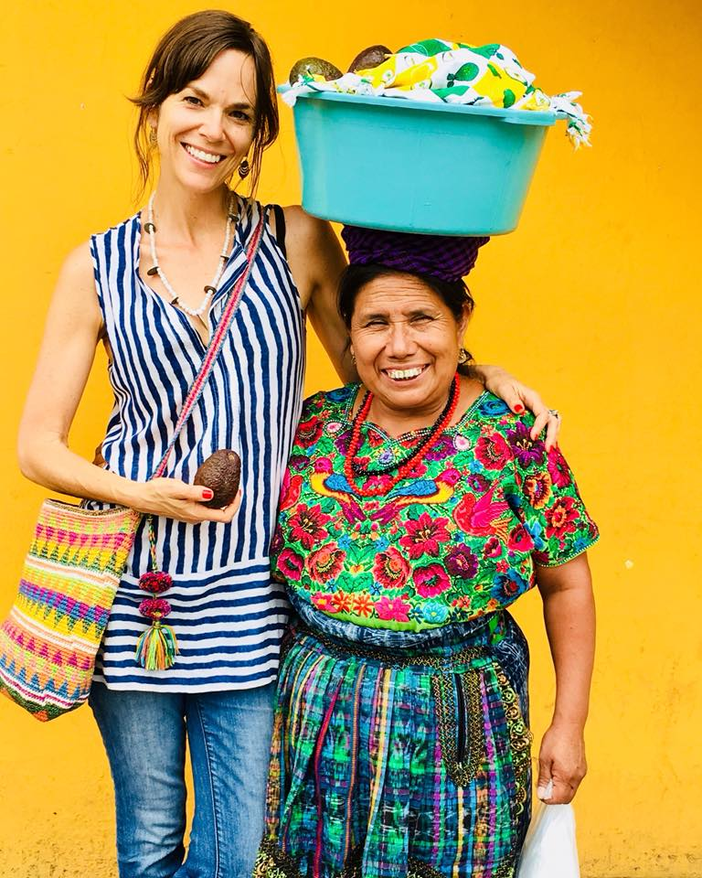 Colors and textiles of Guatemala