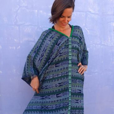 The Evolution of the Caftan Now Includes Guatemala